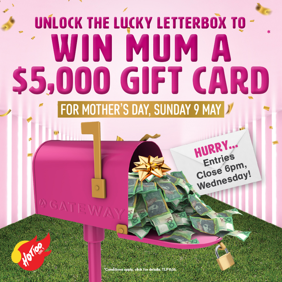 Meet Our Lucky Mother's Day Competition Winners