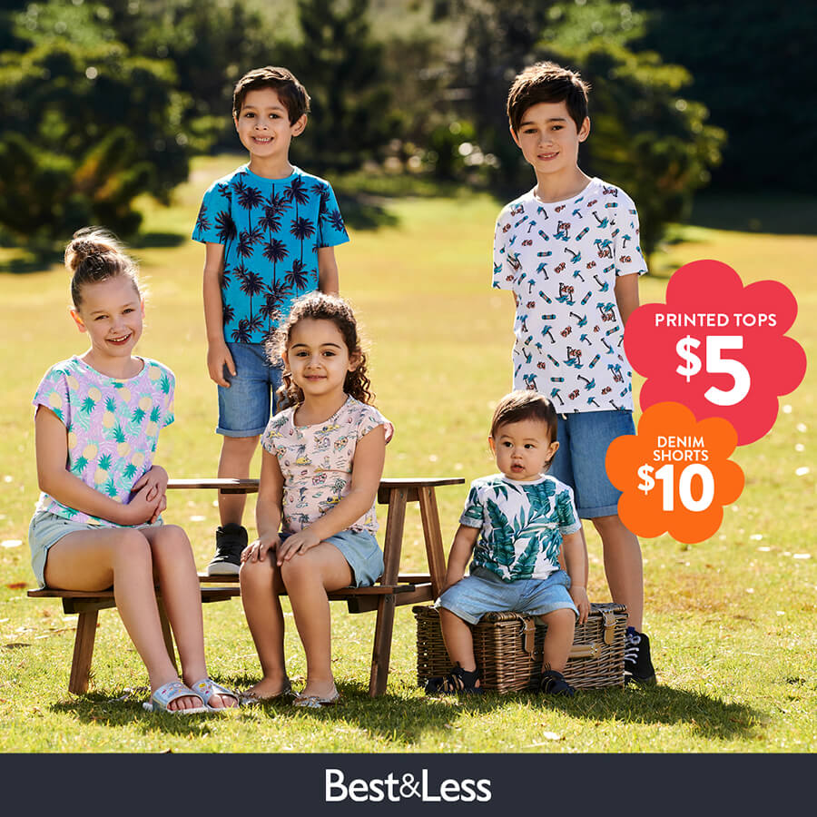 Latest Deals at Best&Less