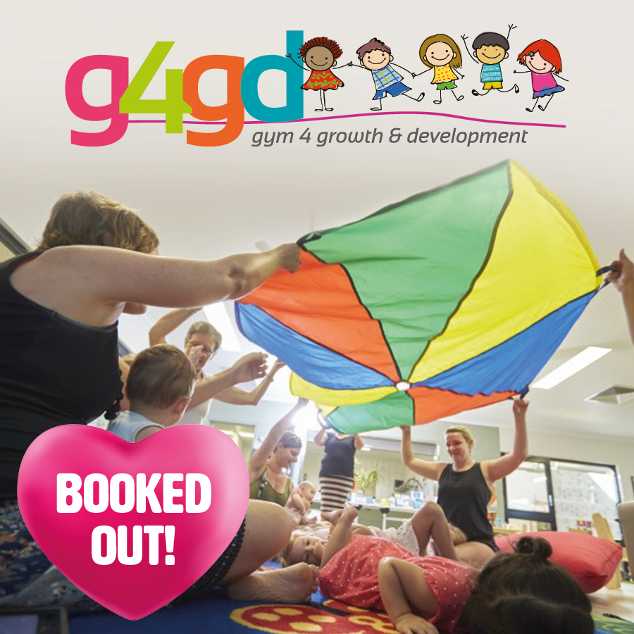 Our FREE Growth & Development Program for the Little Ones is Back!