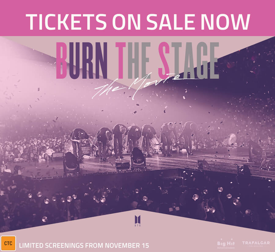 Burn The Stage: The Movie at Event Cinemas