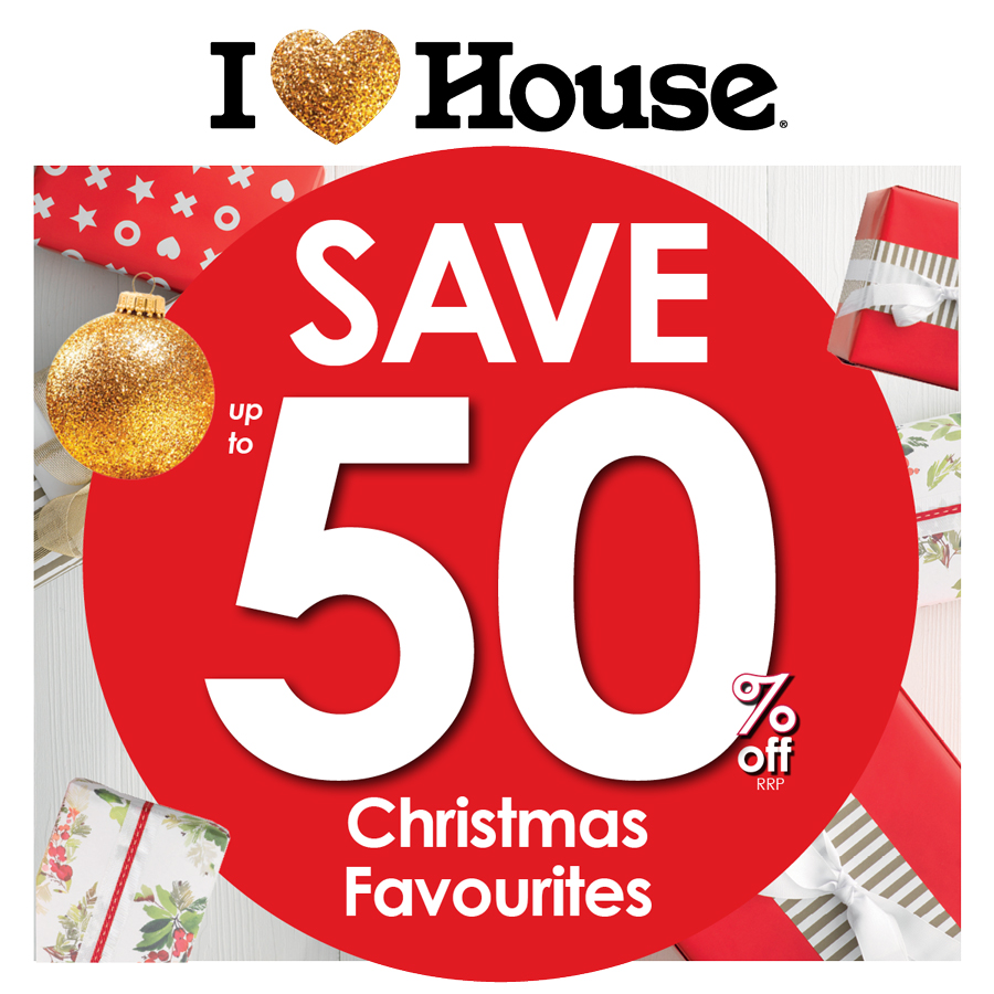 Christmas Sale at House