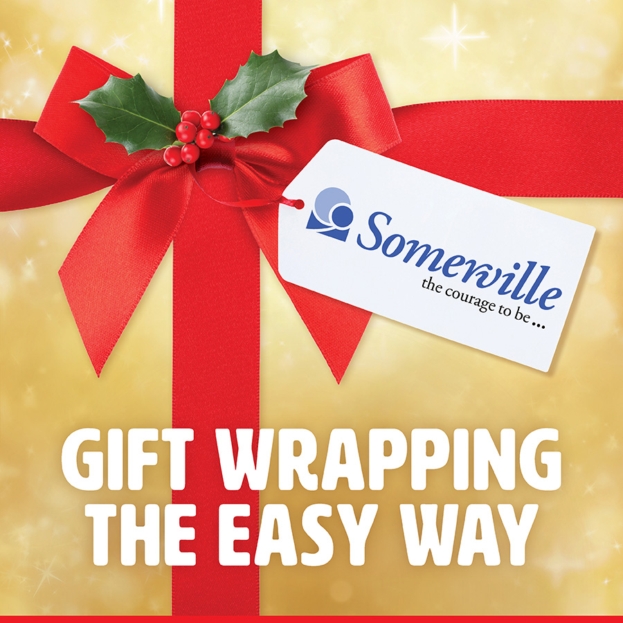 Somerville's Gift Wrapping Service