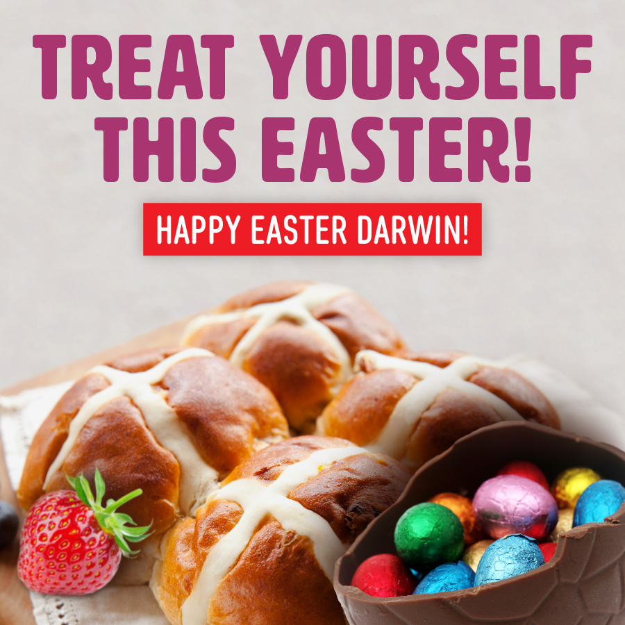 Treat Yourself This Easter!
