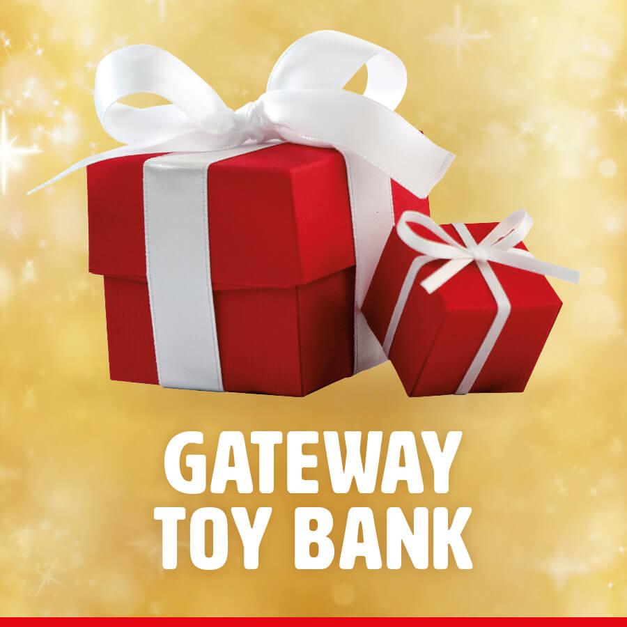 Gateway Toy Bank