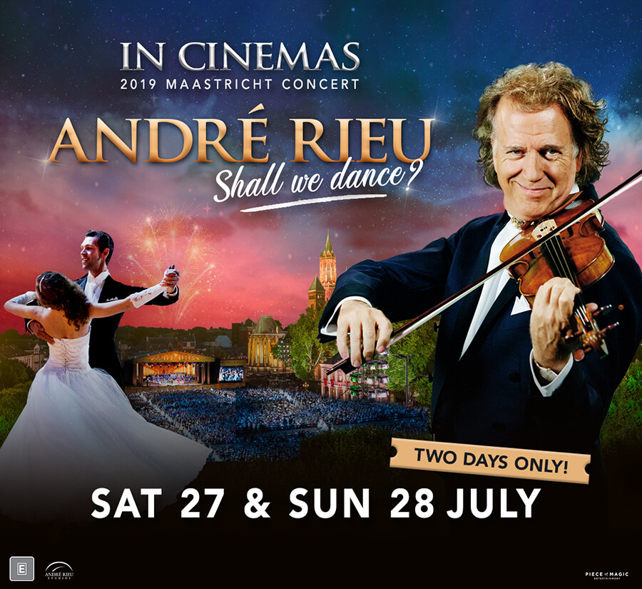 Andre Rieu – Shall We Dance? at Event Cinemas