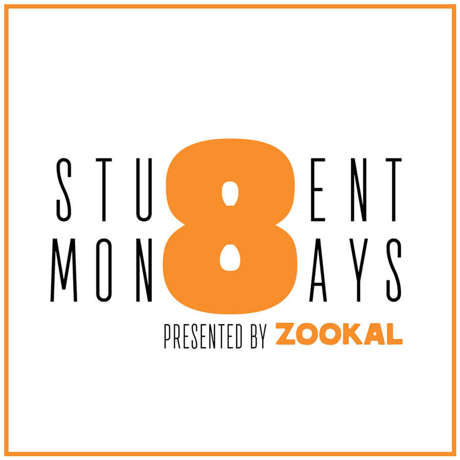 $8* Student Mondays at Event Cinemas