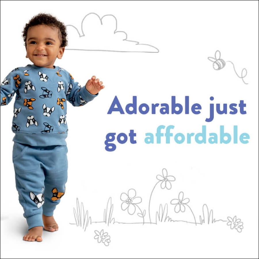Adorable Just Got Affordable at Best & Less