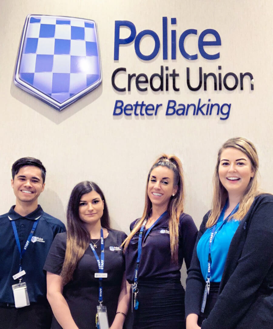 Police Credit Union Now Open at Gateway!