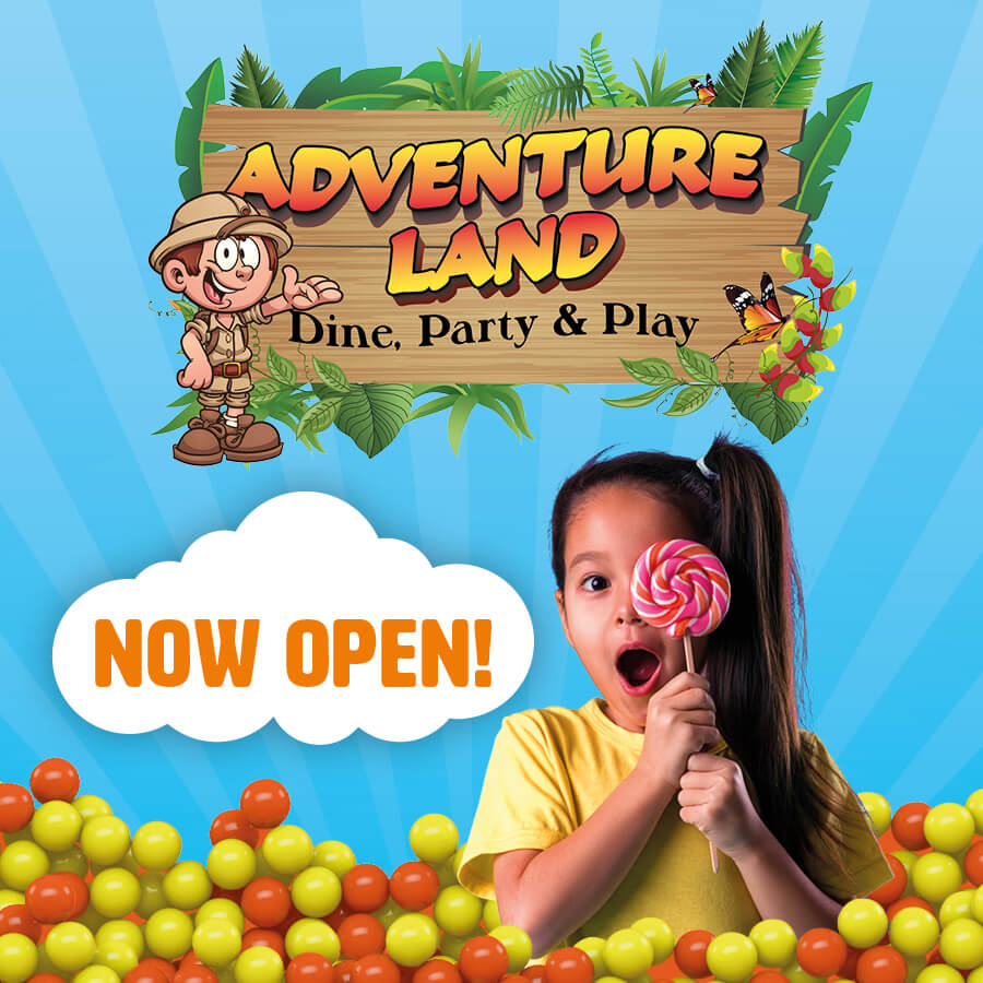 Adventure Land Now Open at Gateway!