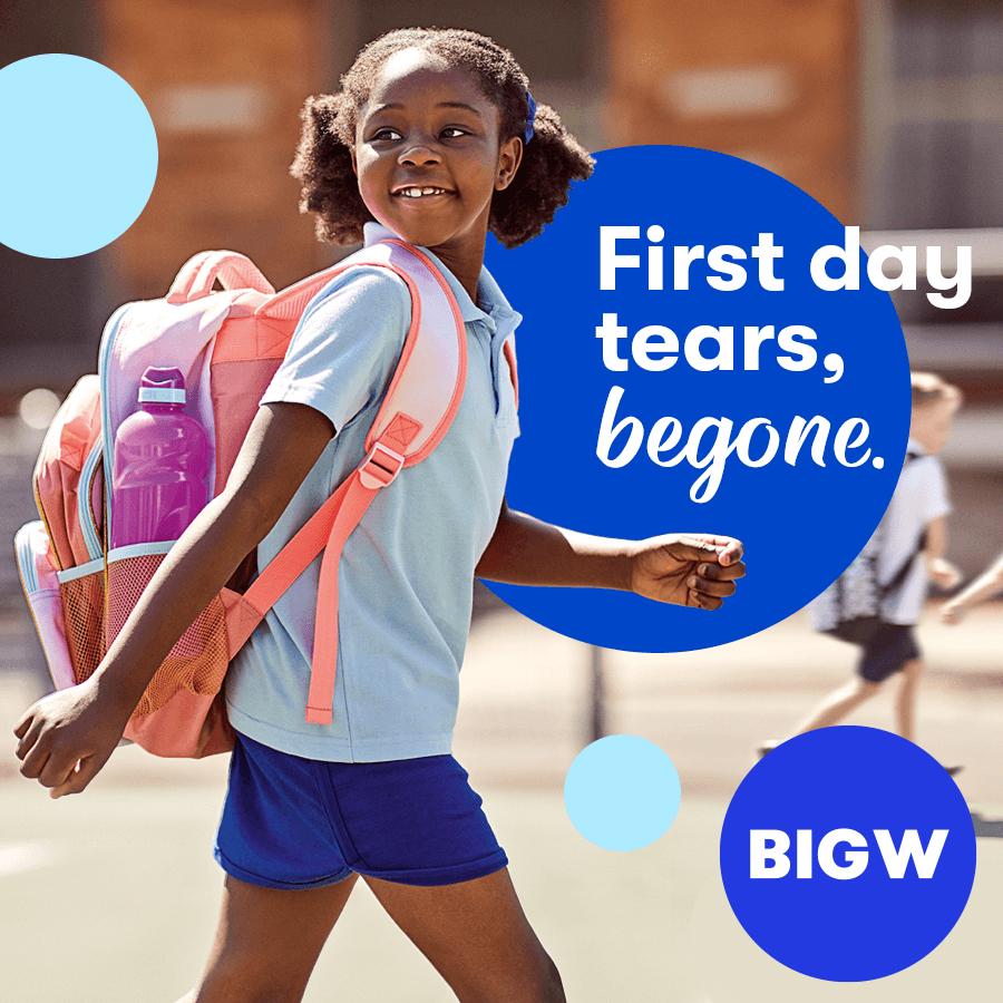BIG W Back to School Catalogue