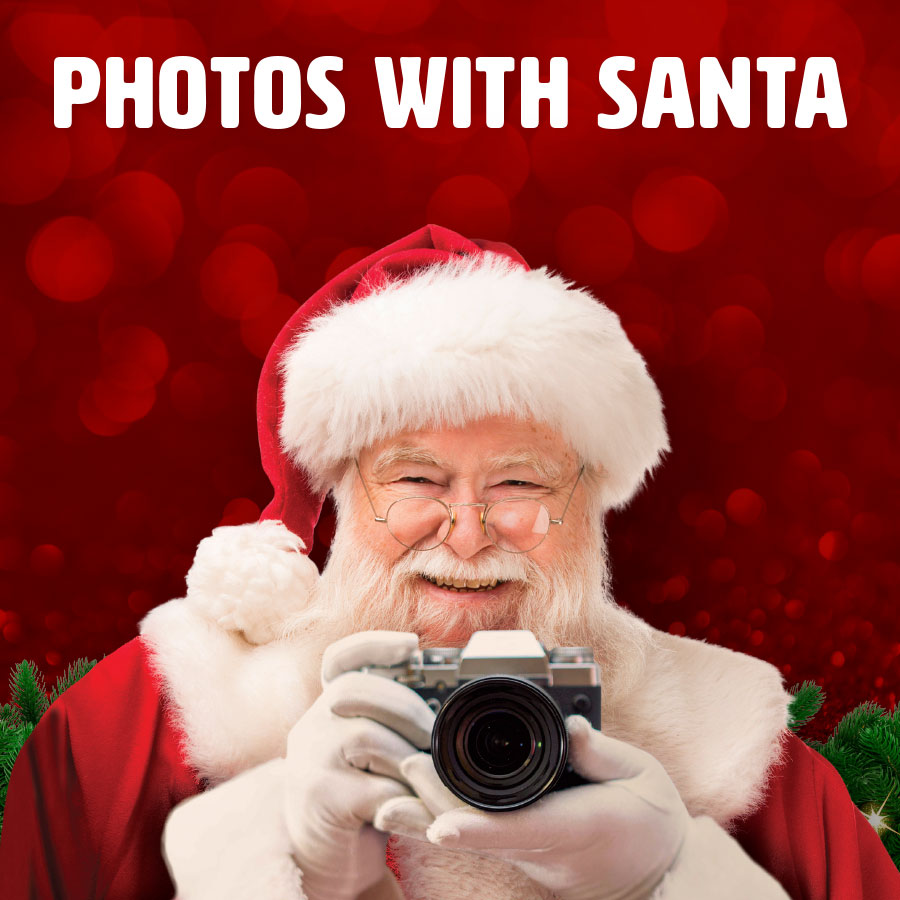 Smile with Santa