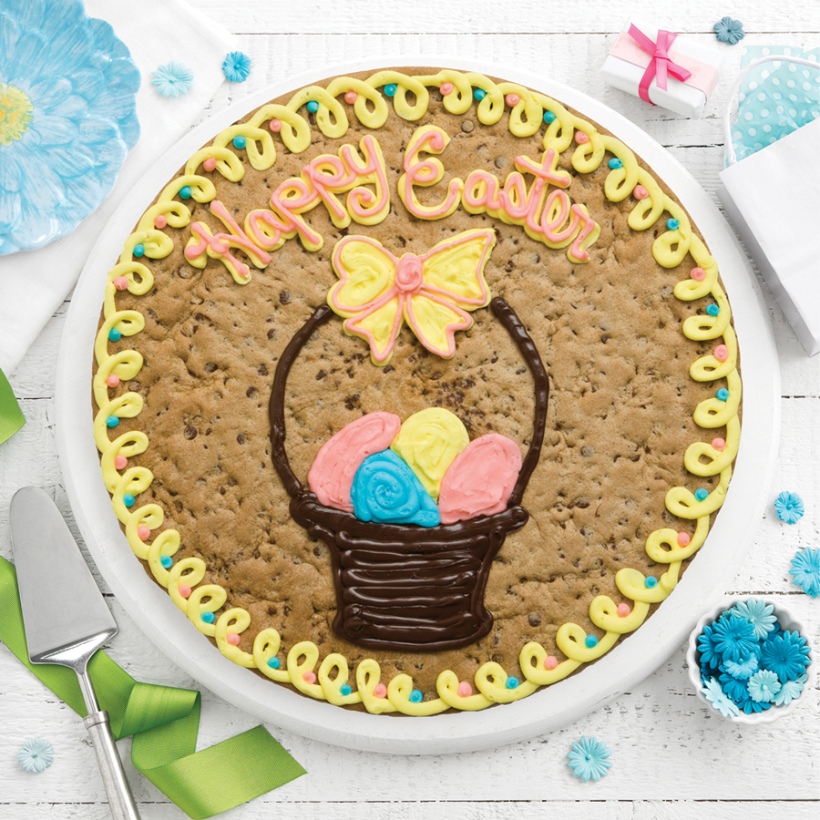 Make Your Easter Moments Sweet at Mrs Fields