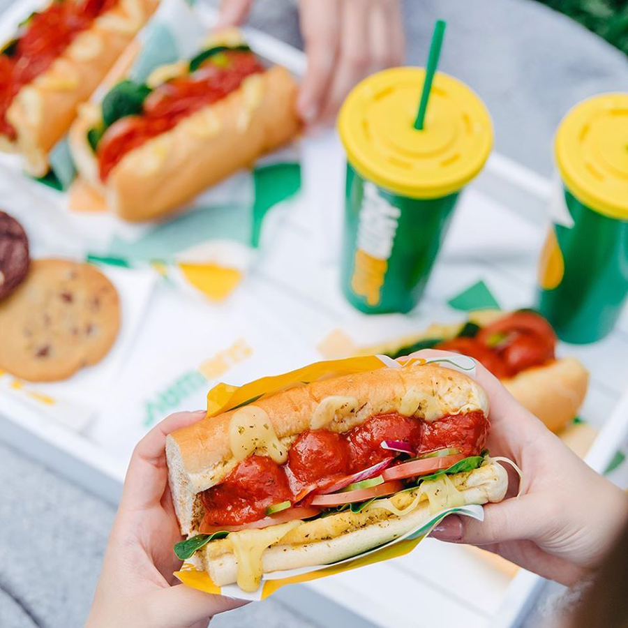 Save on Subway Meal Deals