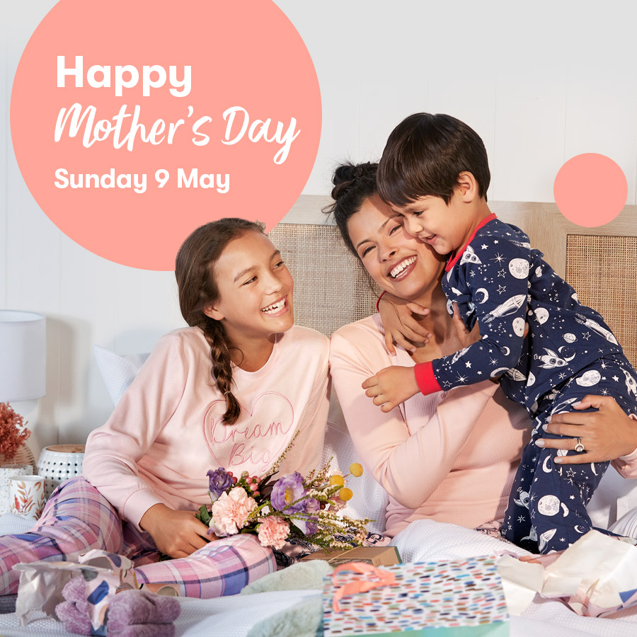 Celebrate Mother's Day With BIG W!