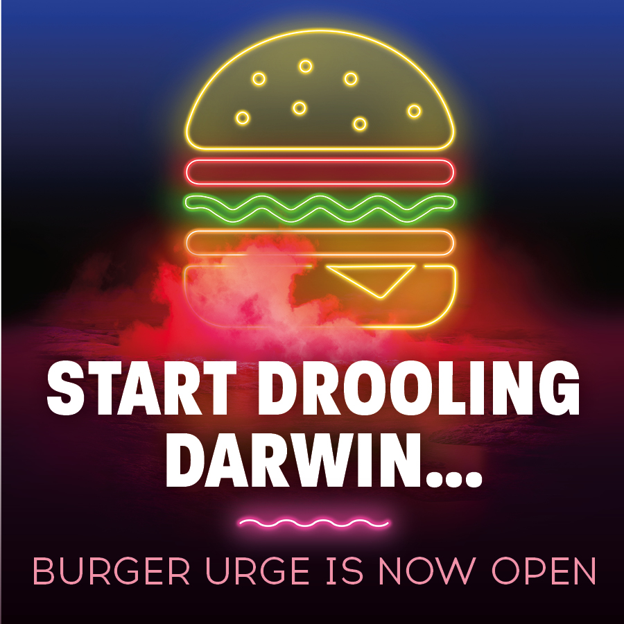 Burger Urge is Now Open at Gateway!