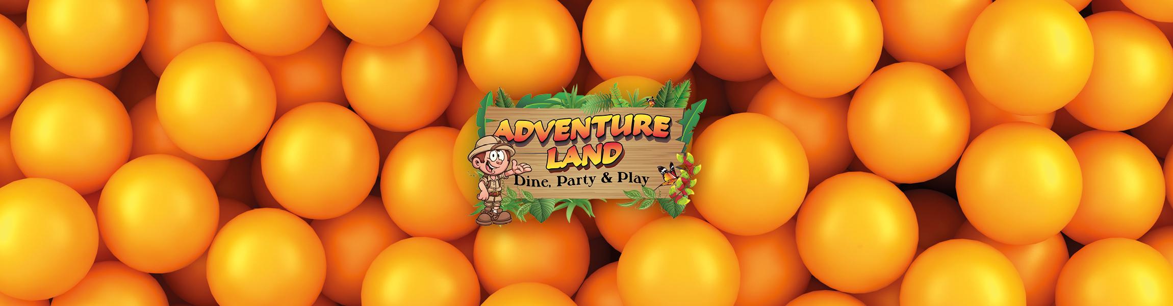 Adventure Land Header