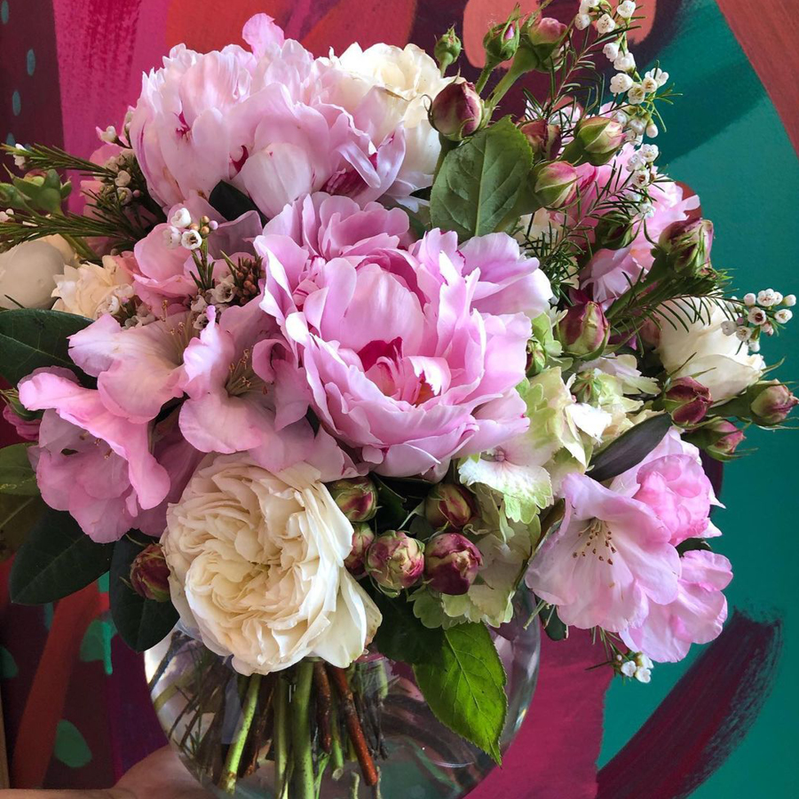 Make Mum's Day With Beautiful Blooms from Magnolia Flower Merchants