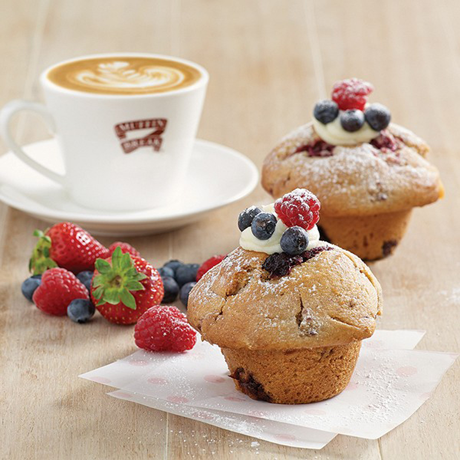 Muffin Break Is Now Open At Gateway!