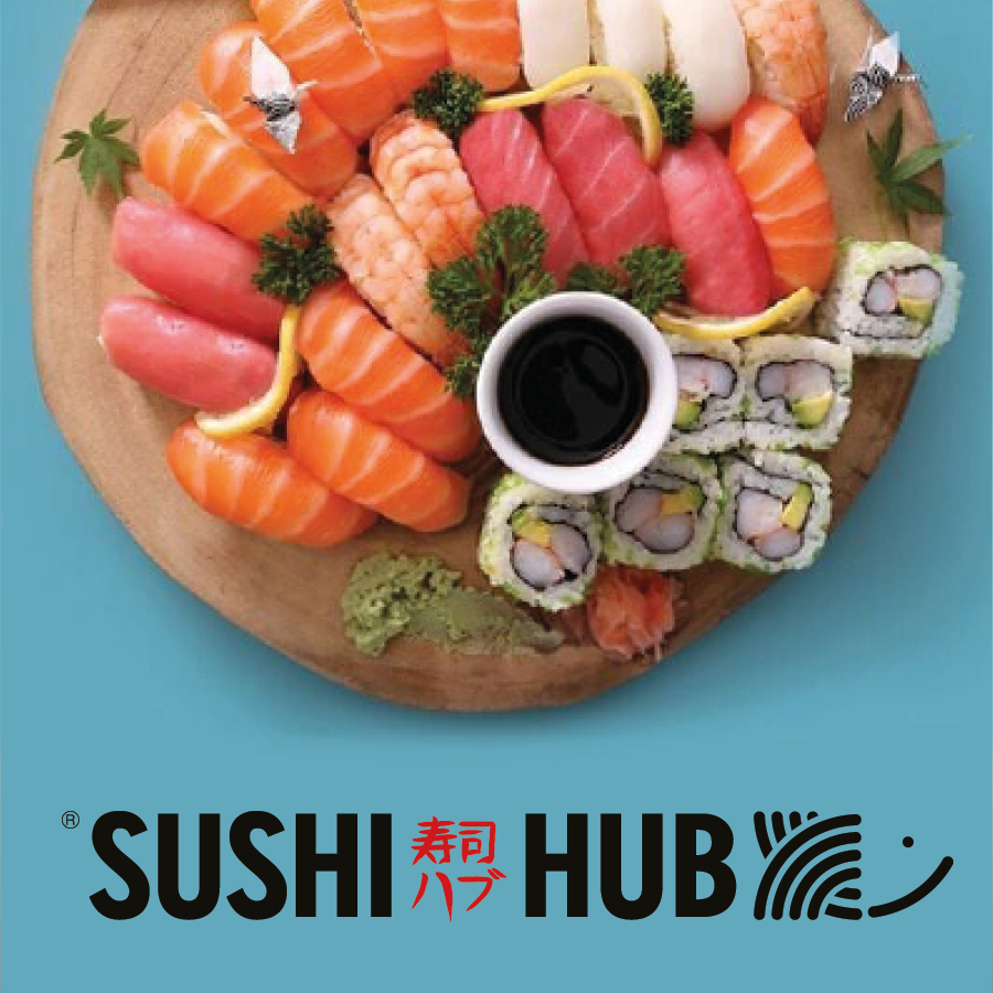 Sushi Hub is Now Open at Gateway!