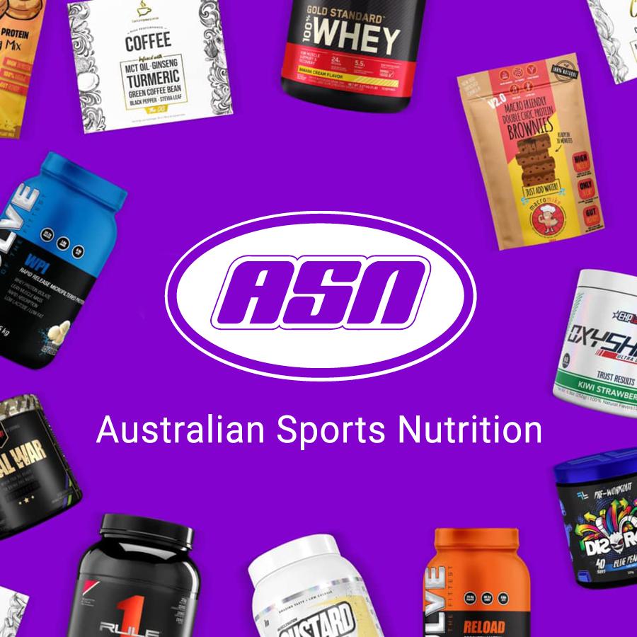 Australian Sports Nutrition (ASN) is Now Open at Gateway!