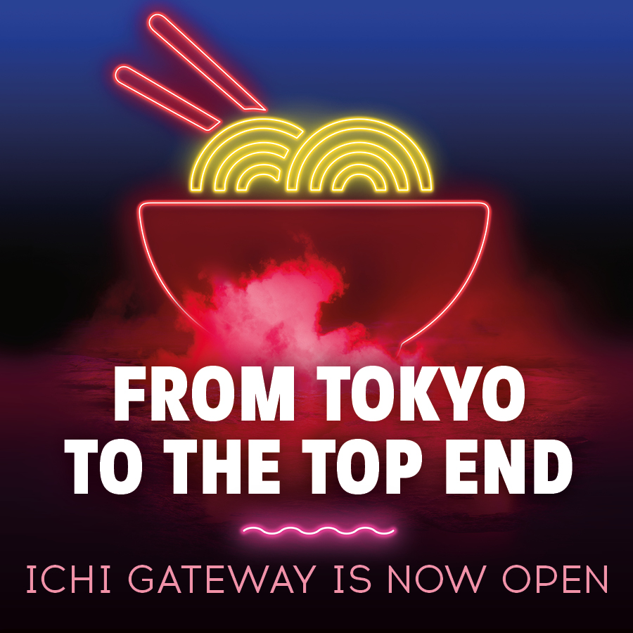 Ichi Is Now Open At Gateway!