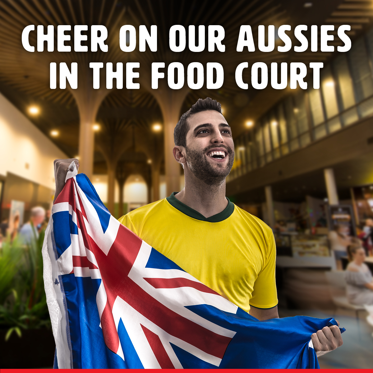 Cheer On Your Aussie Heroes at Gateway