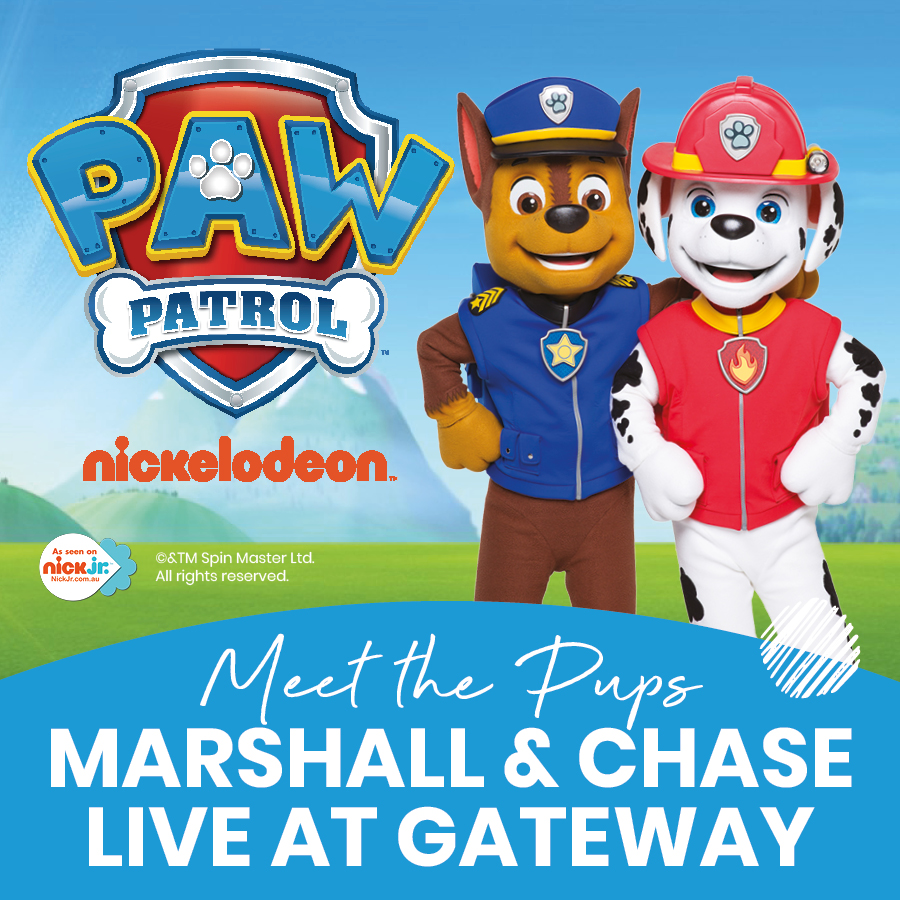 Meet Marshall & Chase Exclusively At Gateway!